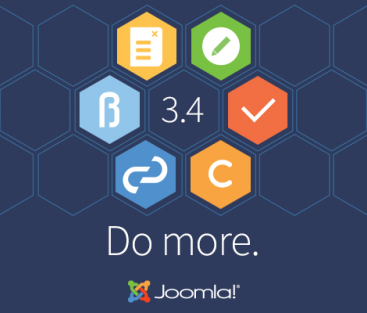 Joomla 3.4-nyheter