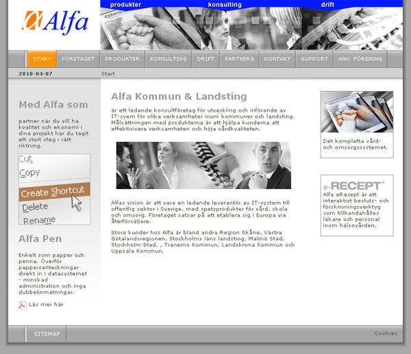 Alfa Kommun & Landsting