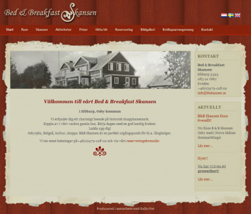 Bed & Breakfast Skansen