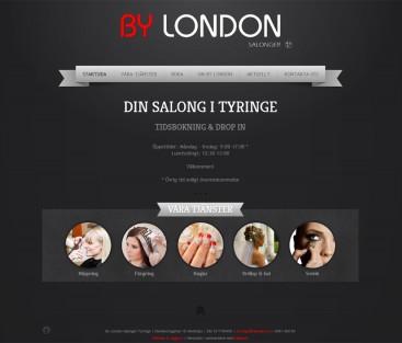 By London salonger