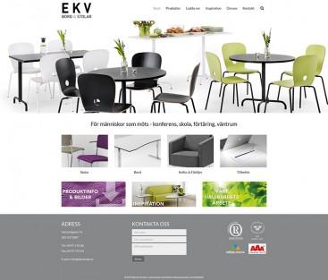 EKV Stolar & Bord