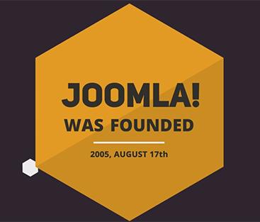 Grattis Joomla! 10 år