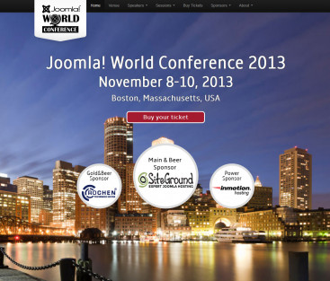 Joomla World Conference i Boston