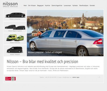 Nilsson Special Vehicles