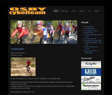 Osby cykelteam