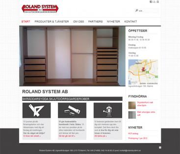 Roland System