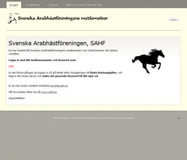Svenska Arabhästföreningen