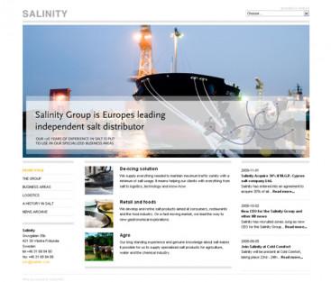 Salinity Group