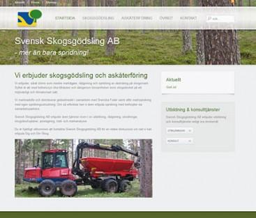 Svensk Skogsgödsling AB