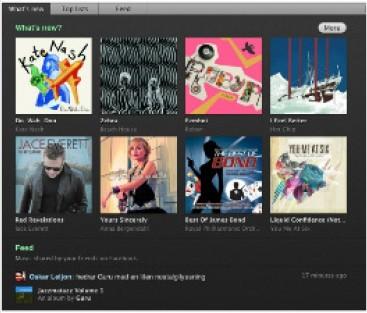 Spotifys nya sociala musiktjänst