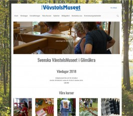 Svenska vävstolsmuseet